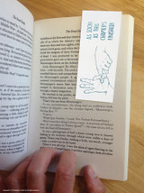 Chapter Finished Magnetic Bookmark