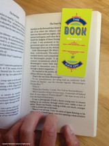 This Book Belongs To Magnetic Bookmark