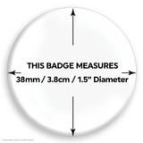 Here To Help Badge