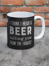 Beer Calling Boxed Mug