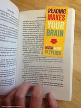Brain Cleverer Magnetic Bookmark