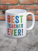 Best Teacher Ever! Boxed Mug