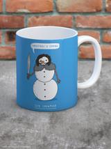 Christmas Is Coming Jon Snowman Boxed Mug