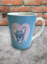 French Bulldog Heart Mug - UNBOXED
