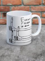 David Shrigley Everything Is Good Boxed Mug