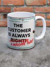 Customer Massive Twat Boxed Mug