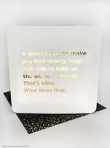 A Good Man (Gold Foiled) Birthday Card