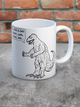 David Shrigley Dinosaur Shit Boxed Mug