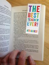 Best Teacher Ever! Magnetic Bookmark