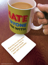Wash Mouth Out Coaster