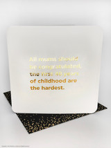 First 40 Years (Gold Foiled) Mother's Day Card