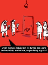 Wine Box Card
