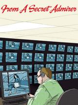 CCTV Admirer Valentine