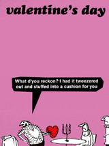 Hair Cushion Valentine