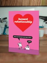 Honest Relationship Valentine