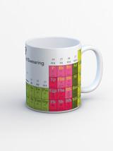 Periodic Table Boxed Mug