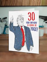 Donald 30th Birthday