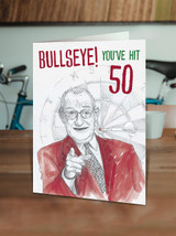 Bullseye 50th Birthday