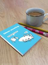 Ideas Meeting A6 Notebook / Notepad