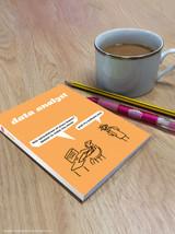 Data Analyst A6 Notebook / Notepad