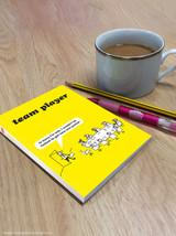 Team Player A6 Notebook / Notepad