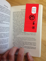 Legal Problems Magnetic Bookmark