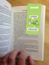 Work Weekend Magnetic Bookmark