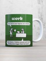 Amazing Figures Boxed Mug