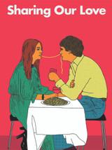 Spaghetti Dinner Valentine