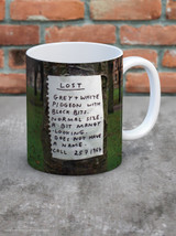 David Shrigley Lost Pigeon Boxed Mug