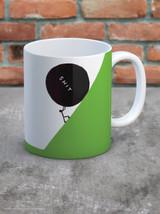 David Shrigley Shit Ball Boxed Mug