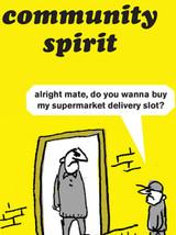 Community Spirit Card