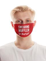 Swearing Muffler Face Mask
