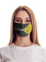Unzip The Swears Face Mask