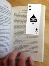 David Shrigley Fucking Ace Magnetic Bookmark