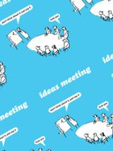 Ideas Meeting Gift Wrap