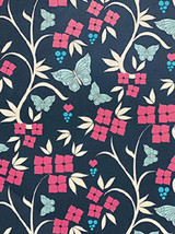 Flowers & Butterflies - Gift Wrap By Rosehip Cards