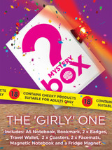 Mystery Bargain Box (Girly Box Rude Edition) £25 Of Goodies For Just £10