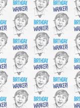 Birthday Wanker Gift Wrap
