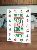 Zoom Xmas Party