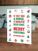 2021 Horse Shot