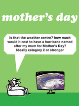 Mothers Day Hurricane Card