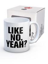 Like No. Yeah? Modern Toss Boxed Mug