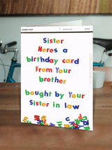 Sister Bought By Sister In Law
