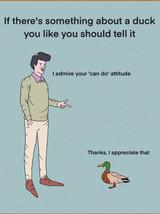 Duck Appreciation
