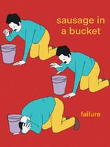 Sausage Bucket
