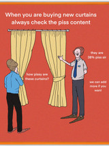 Piss Curtains