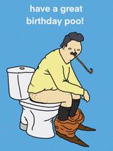 Birthday Poo