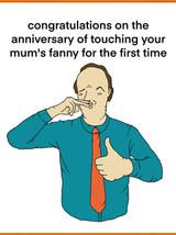 Birthday Fanny