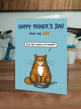 Happy Father's Day From The Cat